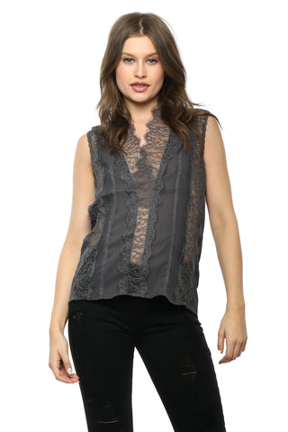 Decker Florence Lace Top