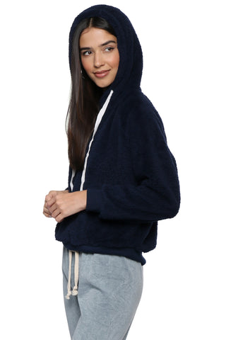Sunday Stevens Fuzzy Pullover Hoodie