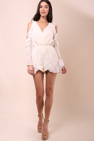 Gab & Kate Forever Yours Romper