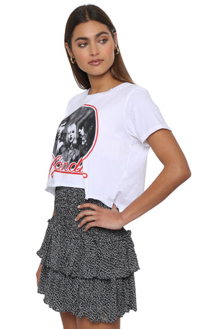 Brooklyn Karma Blondie Circle Band Tee