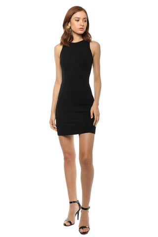 BB Dakota Gordon Rib Knit Bodycon Dress