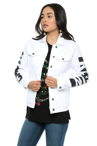 Calvin Klein Exclusive Logo Trucker Jacket