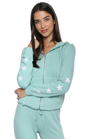 Z Supply The Linear Star Hoodie