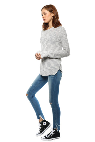 Decker Emma Crew Neck Sweater