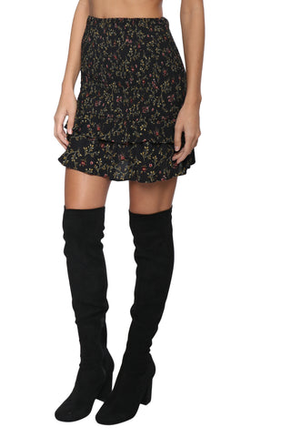 W.A.P.G. In Your Element Mini Skirt