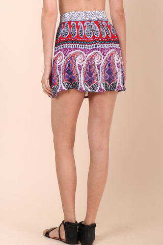 Raga Love Spell Mini Skirt
