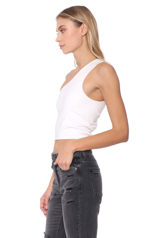 Key To Your Heart Crop Top