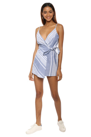 Gab & Kate Come Sail Away Romper