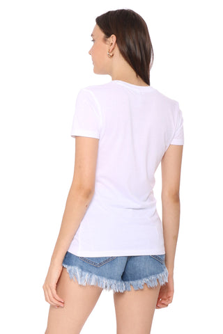 Malibu Beach Basics Crew Neck Tee