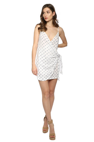La Confection Aspen Dress - Paisley White