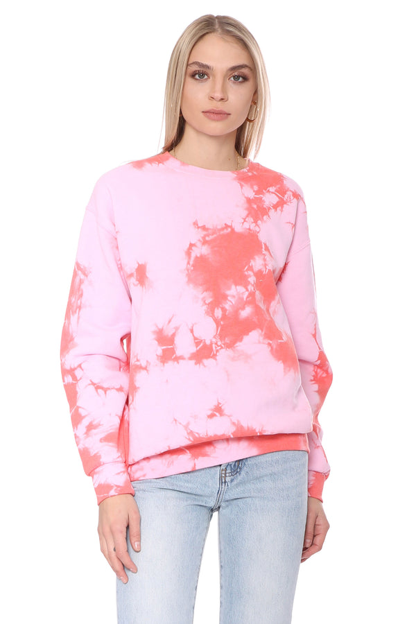 Always Dreaming Tie Dye Sweatshirt