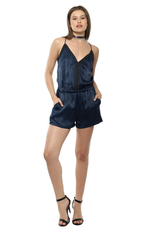 Willow & Clay Cami Romper