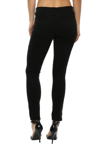 Flying Monkey Midrise Frayed Skinny