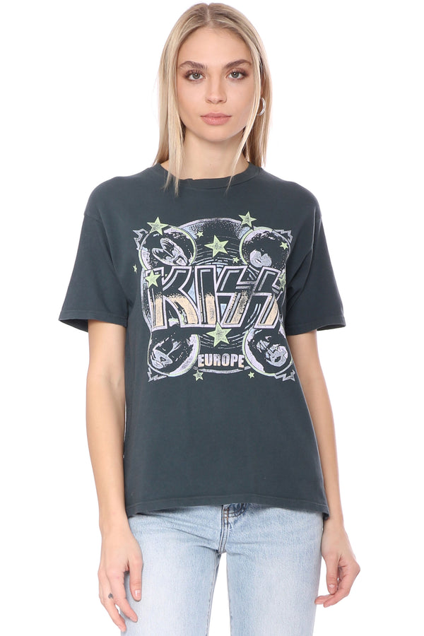 Kiss Sonic Boom Weekend Tee