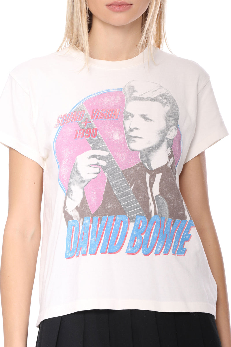 David Bowie Sound & Vision Tee