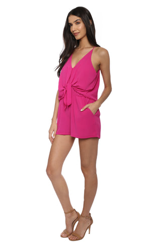 Gab & Kate Love To Love You Romper