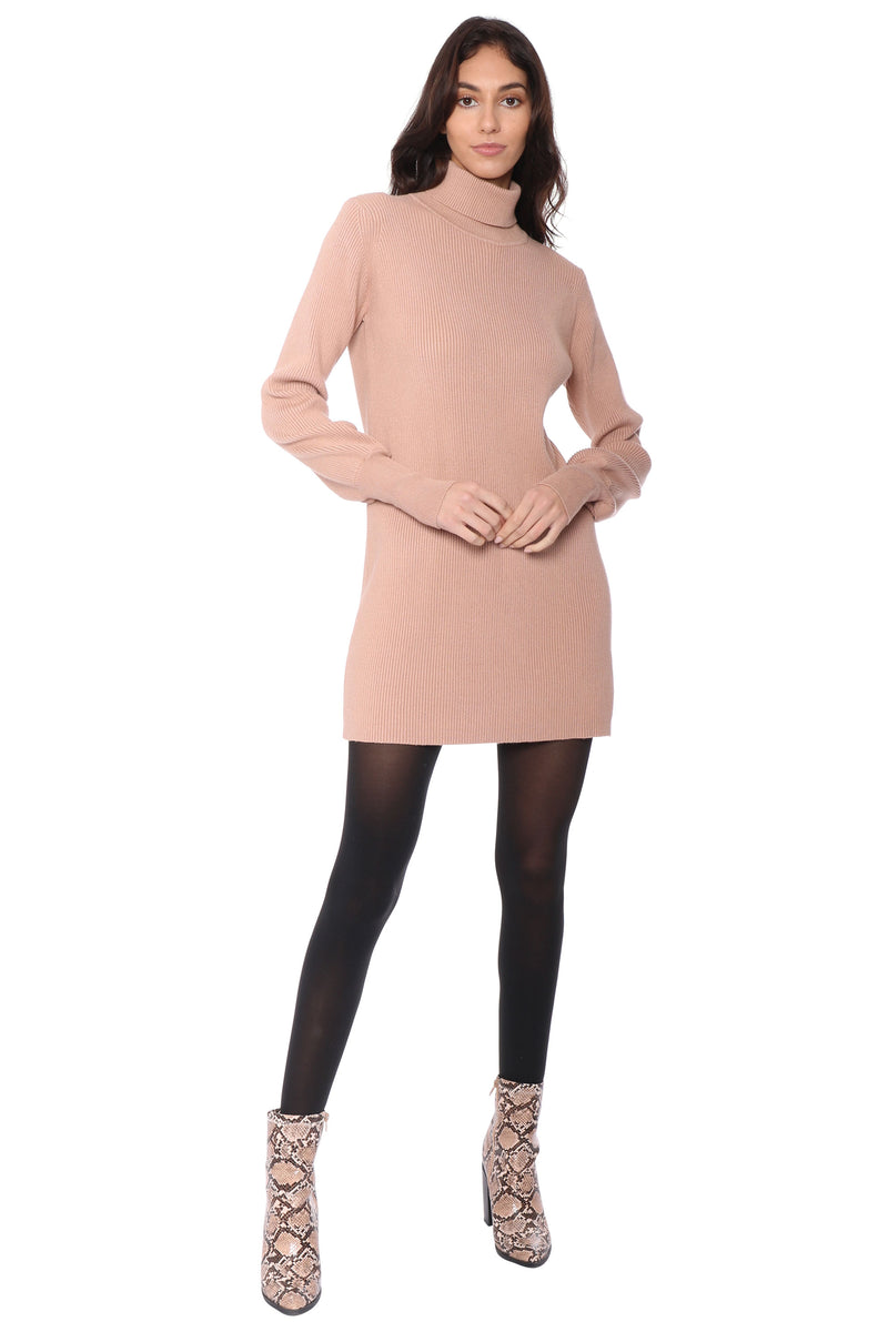 Tell Me About It Sweater Dress
