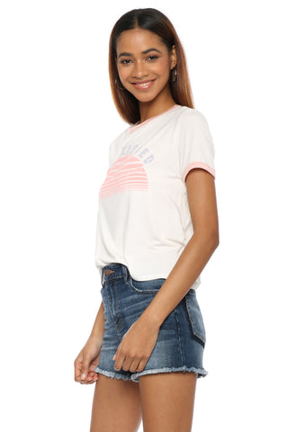 Sunday Stevens Sunkissed Tee
