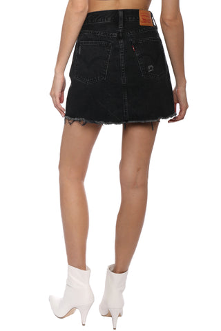 Levi's Deconstructed Skirt - Danger