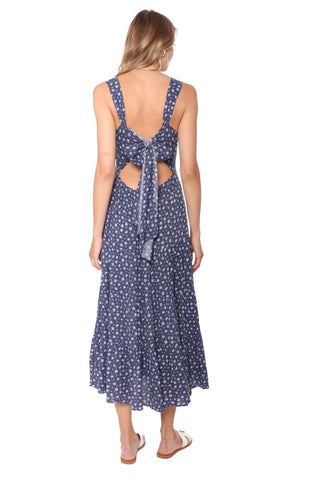 W.A.P.G Blossom & Bloom Maxi Dress