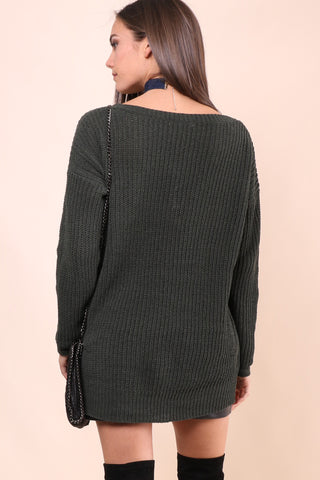 BB Dakota Barlow Chenile Sweater