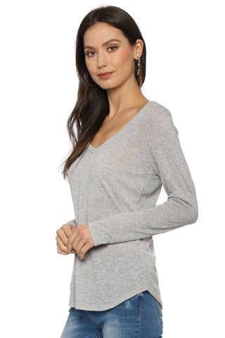 Malibu Beach Basics Slub Essentials L/S Set