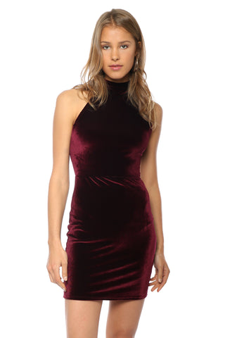 Clayton Velvet Ayisha Dress