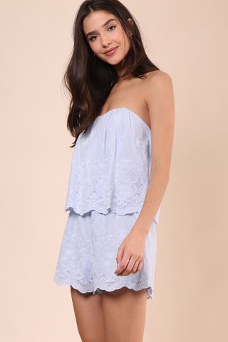 Gab & Kate Breathless Romper