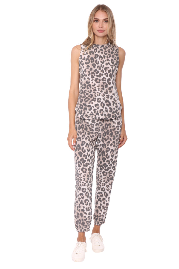 Jac Parker Super Light Leopard Jogger
