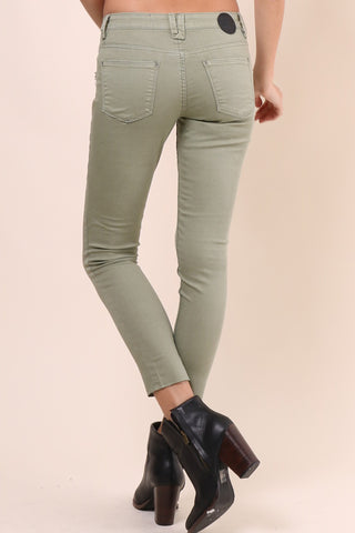 Res Denim Trashqueen Skinny Jeans - Army