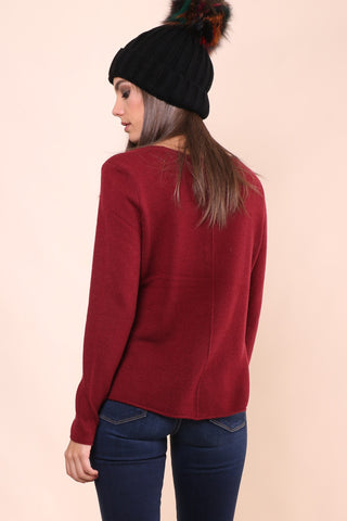 Decker Luxe Everyday Cashmere Sweater