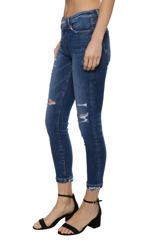 Flying Monkey HR Distress Binding Skinny