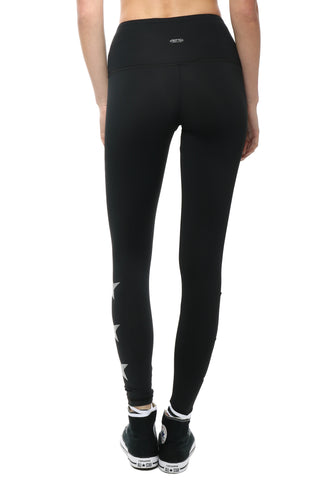 Strut-This x Mixology Metallic Star Legging