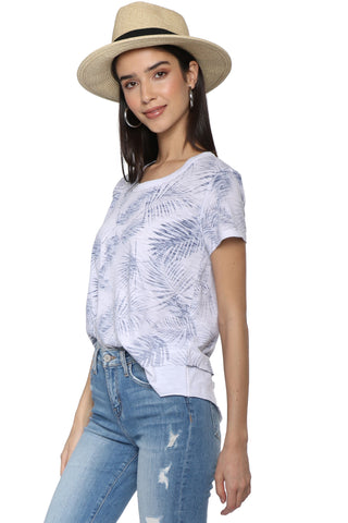 CHRLDR White Tropical T-shirt