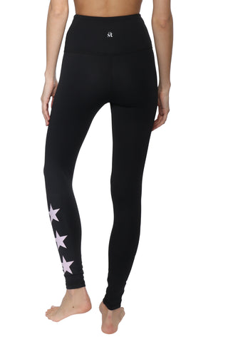 Strut This Star Ankle - Pink Chalk