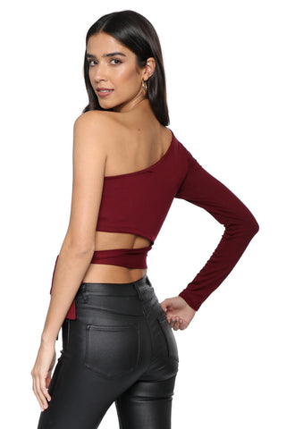 Jordyn Jagger Show Me Love Crop Top
