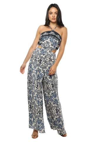 Darah Dahl Going My Way Jumpsuit