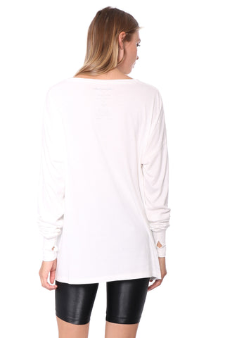 The Laundry Room x Mixology Bored Daises Long Sleeve