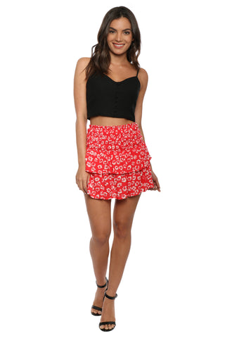 Robertson & Rodeo Electric Love Crop Top