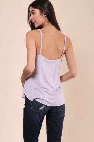 Malibu Beach Basics Seaside Tank