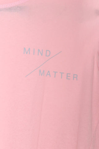 Good hYOUman Mind/Matter Tie Tank