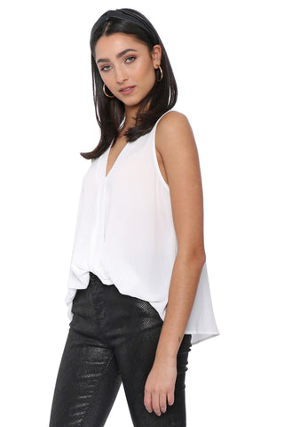 Decker Olivia Wrap Top
