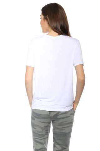 Malibu Beach Basics Summer Pocket Tee