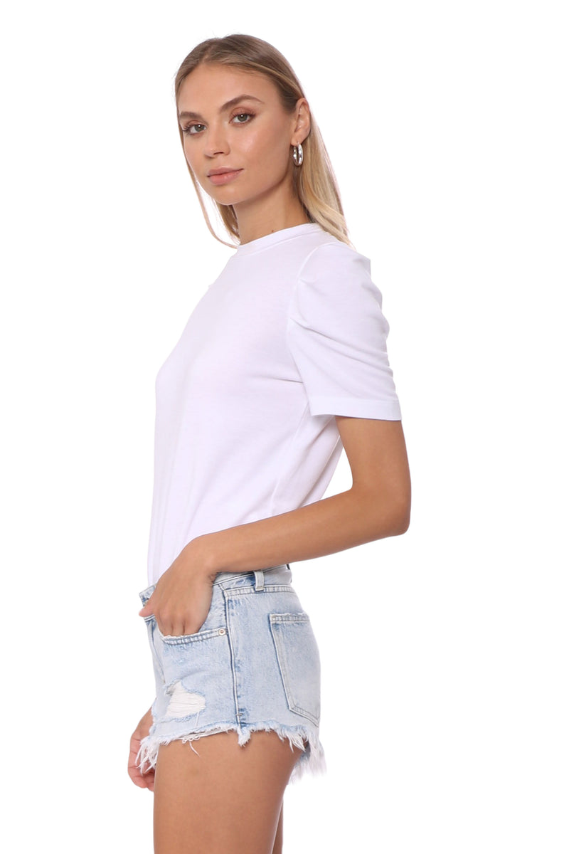 Jac Parker Rya Puff Sleeve Top