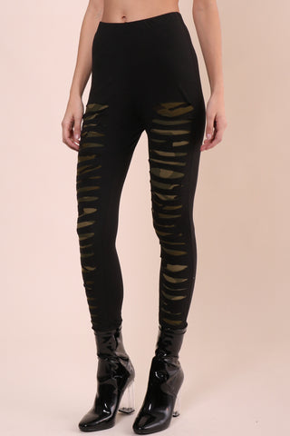 Brooklyn Karma Slasher Camo Leggings