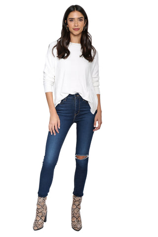 Levi's High Rise Skinny Jeans London Haze