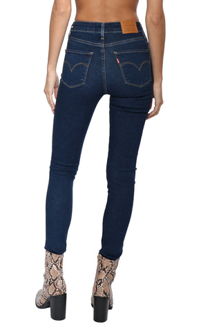 Levi's High Rise Skinny - London Haze