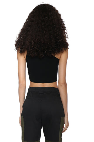 Brooklyn Karma Cut Out For It Crop Top