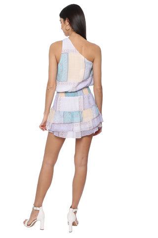 Brady Patchwork Dress