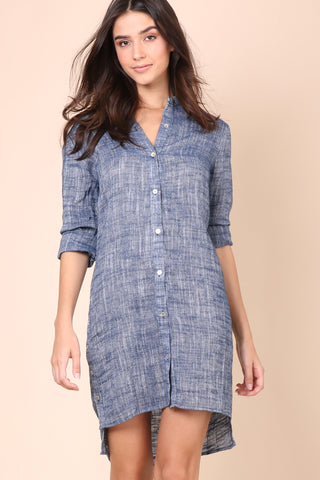 Line & Dot Ravi Shirt Dress